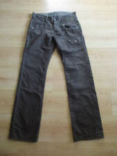 Trousers G-Star Brown Size 42 à - 68%