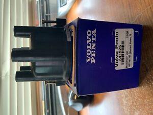 new volvo penta Distributor cap for chev aq 205 and 175 gas  # 841926  bin4