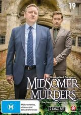 Midsomer Murders Season 19 (Part 1) - Barnaby NEW R4 DVD