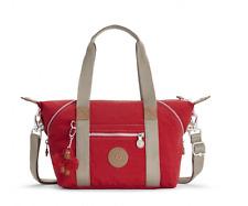 Kipling ART MINI Medium Handbag / Shoulder Bag in TRUE RED C  - RRP £79