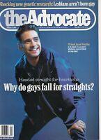 The Advocate February 1998 Jason Priestley Dean Hamer 060719DBE