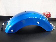 Harley Davidson 16 FLHTK Electra Glide Limited OEM Bonneville Blue Rear Fender