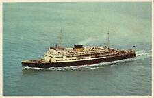 PC74545 M. S. Prins Albert. Dover Ostend Line. O. D. I