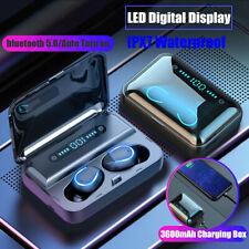 bluetooth 5.0  Earbuds Earphone Wireless TWS Waterproof Mini Stereo Headphones