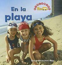 En la Playa / At the Beach (Benchmark Rebus (Spanish)) (Spanish Edition)