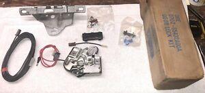 Ford Electric Trunk Lock 1977 1978 Thunderbird LTD ll , Granada , Mercury Cougar