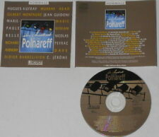 Michel Polnareff Hugues Aufray Murray Head  Hommage - France cd  hard-to-find