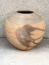 Vase design  ceramique grès  chapallaz ?
