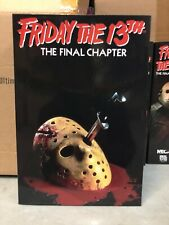 "NECA Friday the 13th - 7"" Figure Part 4The Final Chapter Ultimate Jason NEW-MINT"
