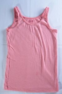 Old Navy Super girls pink tank top sz L 10/12 tagless