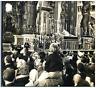 Vatican, Mort et obsèques du Pape Jean XXIII Vintage silver print Tirage argen