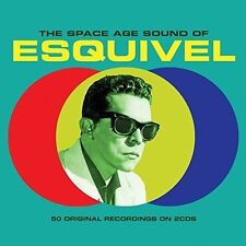 The Space Age Sound Of Esquivel 50 Original Recordings 2 Cds Lets Dance + More