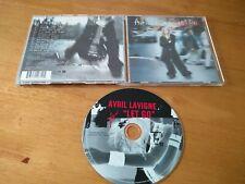 Avril Lavigne Cd Album Let Go