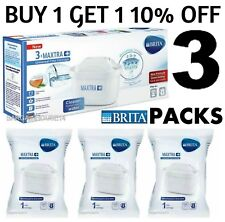 BRITA Maxtra+ Plus Universal Water Filter Cartridges  Pack of 3 (UK version)