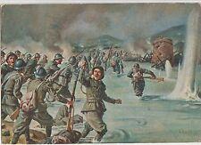 ITALIA 1939 FASCISMO PROPAGANDA  12 REGGIMENTO FANTERIA CASALE