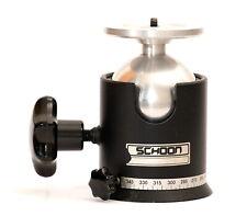 Schoon Kugelkopf für schwere Kameras - Gewicht: 1190g