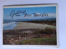 Postcard booklet Port Douglas Australia - Retro