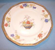 3 Haviland GANGA Porcelain China LUNCHEON Sandwich Snack Plate Dish Coromandel
