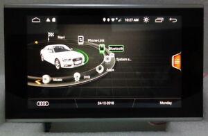 "Audi A6 C7 A7 8.4"" Android 10.0 8core Autoradio 4GB+64GB RAM Navi GPS Player USB"