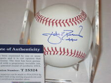 JAKE PEAVY (San Francisco Giants) Signed Official MLB Baseball w/ PSA COA