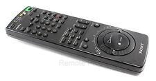 SONY Hi-Fi VCR Plus+ Player GENUINE Remote Control SLV-420 SLV-430