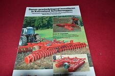 Kverneland Disc Dealer's Brochure LCOH