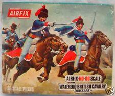 AIRFIX. Waterloo BRITISH CAVALRY HUSSARS. realizzato da AIRFIX (da)