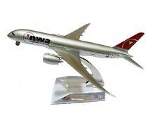 BOEING 787 NWA NORTHWEST AIRLINE AEROPLANE METAL PLANE MODEL DIECAST GIFT TOY UK