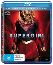 SUPERGIRL 4 2018-2019: Melissa Benoist - TV Season Series NEW Au RgB BLU-RAY Set