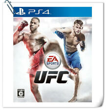 PS4 UFC Sports SONY PlayStation Electronic Arts EA Games