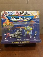 Micro Machines 1994 Mighty Morphines Power Rangers 74710