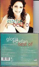 CD 17 TITRES GLORIA ESTEFAN THE BEST OF 1998 PRESSAGE FRANCE