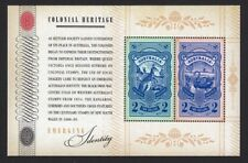 2011 Australia Decimal Stamps - Colonial Heritage Emerging Identity - MNH M/S