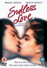 ENDLESS LOVE - DVD - REGION 2 UK