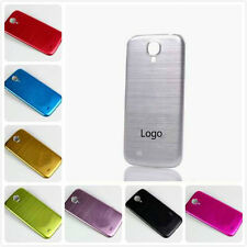 Aluminum Metal Battery Back door Cover Housing case For Samsung Galaxy S4 I9500