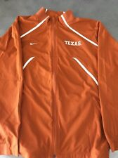 University of Texas Longhorn authentic team jacket warm up Top