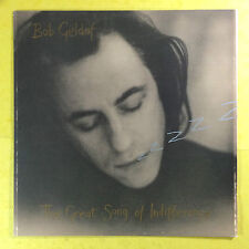 Bob Geldof - The Great Song Of Indifference - Mercury BOBX-104 Ex Condition