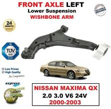 1x FRONT AXLE LEFT Lower Wishbone ARM for NISSAN MAXIMA QX 2.0 3.0 V6 2000-2003