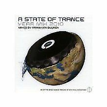 Armin Van Burren - A State Of Trance Year Mix 2010 CD