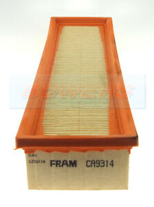 FRAM CA9314 AIR FILTER CITROEN C2 C3 BERLINGO PEUGEOT 1007 207 PARTNER COMBI