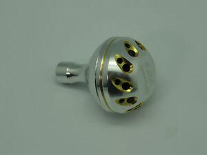 U.J. PRK 40mm Knob for SHIMANO Calcutta TE 300 400 700 OLD TN 12 ~ 30 reel SV/GD