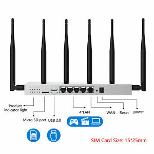 ZBT WG3526 WiFi Router