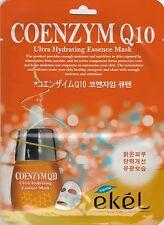 EKEL Ultra Hydrating Essence Mask Korean Masksheet cosmetics COENZYM Q10 1 pcs