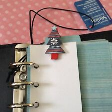 Filofax Today Page Marker Fits All Filofax LIMITED EDIITION Christmas Set Of 6