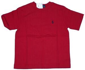 Boys Ralph Lauren polo t-shirt - size 4 years/4T