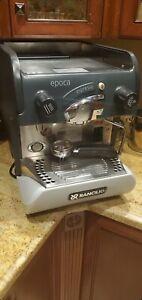 Rancilio Epoca S1 Espresso Machine