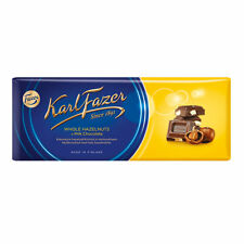 Fazer Finnish Milk Chocolate with Whole Hazelnuts 200g 7oz