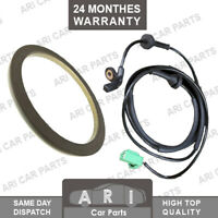 MAGNETIC ABS RING + ABS SPEED SENSOR FOR VOLVO XC90 MK1 (02-14) REAR RIGHT