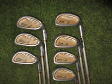 AWESOME LADIES COBRA GOLF CLUBS OVERSIZE IRONS 5-SW GRAPHITE WOMEN'S FLEX SHAFTS