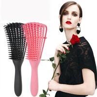 Tangle Styling Anti-tie Knot Comb Detangler Hairbrush Magic Detangling Brush